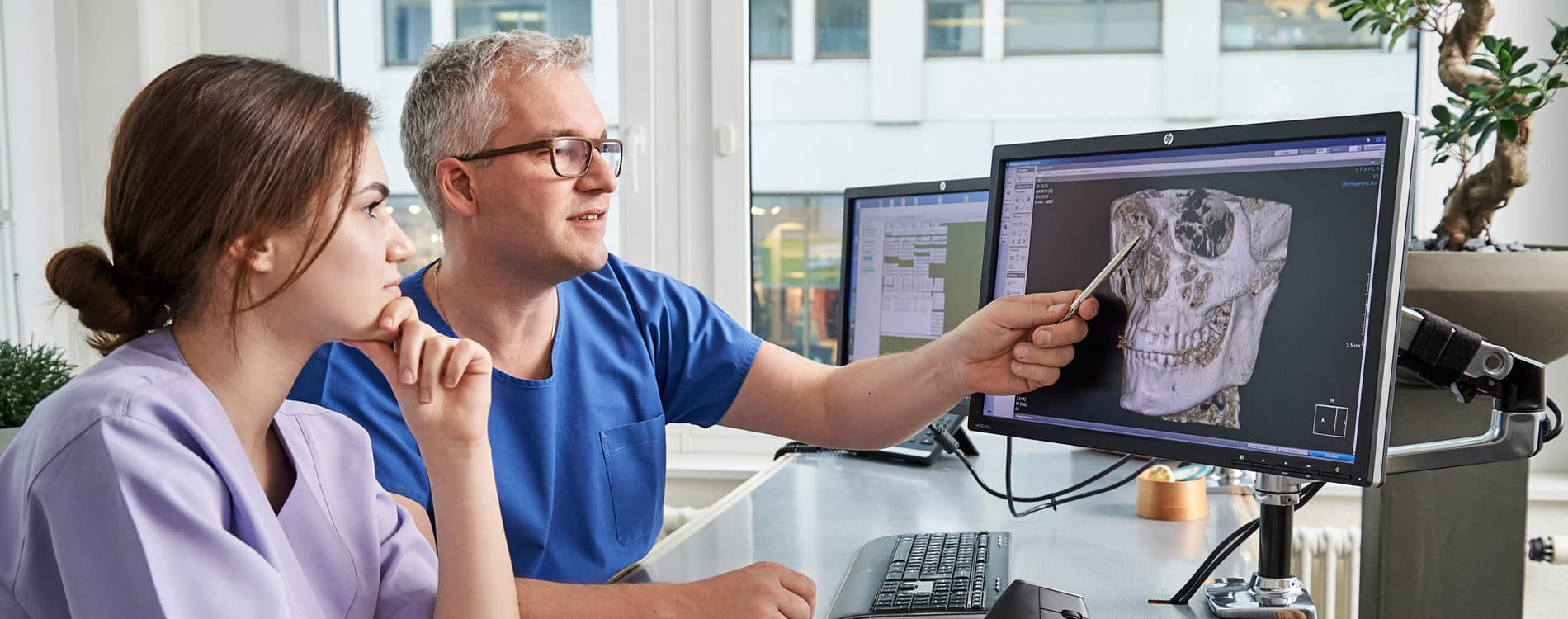 Dr Heinz Theo Lübbers 3D Radiologie